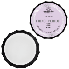 French Repair Milky Weiss