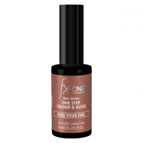 FX-ONE COLOUR & GLOSS Find your Fire 6 ml
