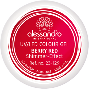 Colour Gel 129 Berry Red