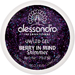 Colour Gel Summer Berries Berry in Mind 5g