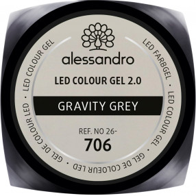 Colour Gel Space Girl Gravity Grey 5ml