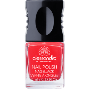 Nagellack 130 First Kiss Red