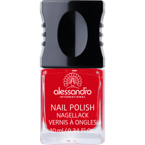 Nagellack 907 Ruby Red