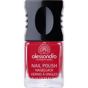 Nagellack 904 Red Paradise Tester