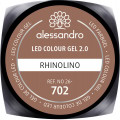 New Colour Gel Wild Africa RHINOlino 5 gr