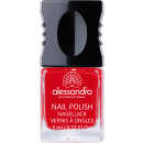 Nagellack 907 Ruby Red Tester