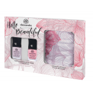 Set Hello Beautiful - Nagellack mit einem Halstuch
