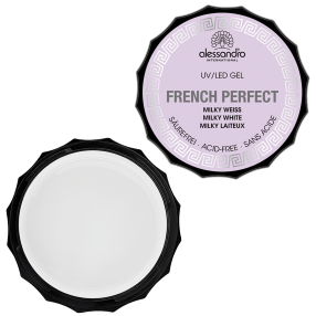 French Repair Milky White