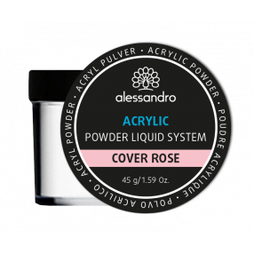 Acrylic Powder Cover Rose 45 g
