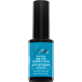 FX-One Colour & Gloss Let's Get Ready 6ml
