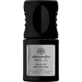 PROLAQ Soak off Builder Gel Clear 8 ml