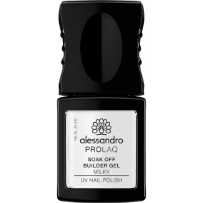PROLAQ Soak off Builder Gel Milky 8 ml
