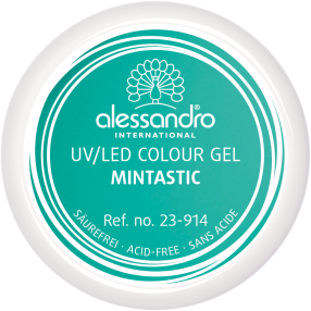 Colour Gel 914 Mintastic