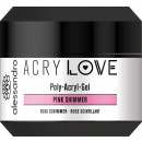 Acrylove Pink with Shimmer  50g