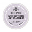 Glitter Gel Light as a feather 5 g
