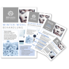 Winter treatment merchandise package