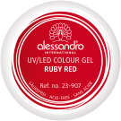 Colour Gel 907 Ruby Red