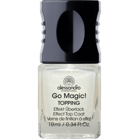 Go!Magic Topping - Gold Sparkle