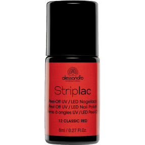 Striplac 112 Classic Red