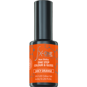 FX-One Colour & Gloss Juicy Orange 6ml