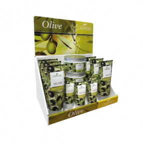 Serien Display Olive