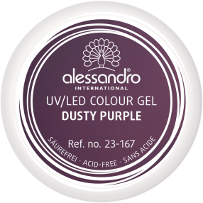 Colour Gel 167 Dusty Purple