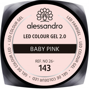 Colour Gel 2.0 Baby Pink 5 g