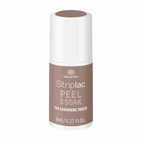 Striplac Peel or Soak Cashmere Touch 8ml