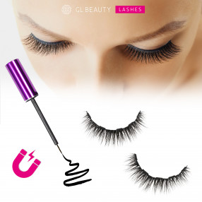 Magnetic Lashes No. 4 - Volume