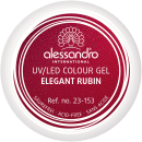 Colour Gel 153 Elegant Rubin