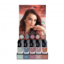 Life Colours Nagellack Display