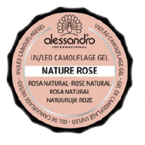 Camouflage Gel Nature Rose
