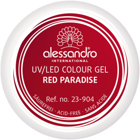 Gel couleur MAJESTIC ME Red Paradise 5ml
