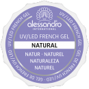 French Gel Natural White 15g