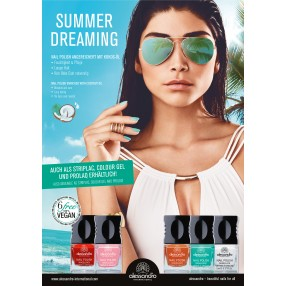 Poster Summer Dreaming A1  LOOK