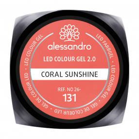 Colour Gel Coral Sunshine 5g