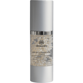 lpp- Lift & Protection Pearls NOURISHING HAND SERUM Hyaluronic Acid & White Lupine  Hand- Pflegeperlen Hand Care Pearls  Soins perle pour mains