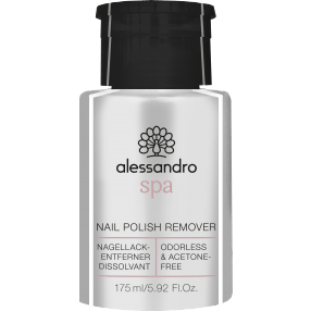 NAIL POLISH REMOVER  Odorless & Acetone-free