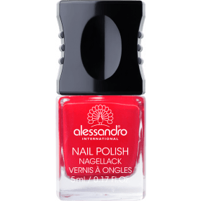 Nagellack 129 Berry Red