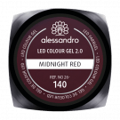 Colour Gel Midnight Red 5g