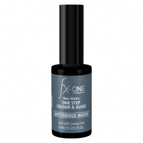 FX-ONE COLOUR & GLOSS Mysterious Water 6 ml
