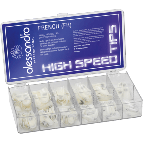 Capsules High Speed French - Tailles 1-10