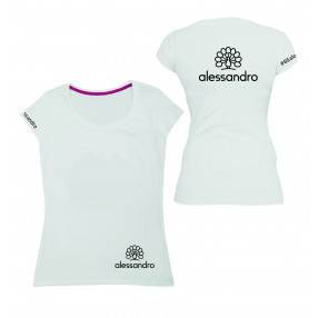 T-shirt avec logo alessandro taille M