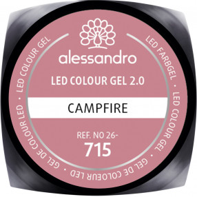 Colour Gel Nordic Chic Campfire (Shimmer) 5ml