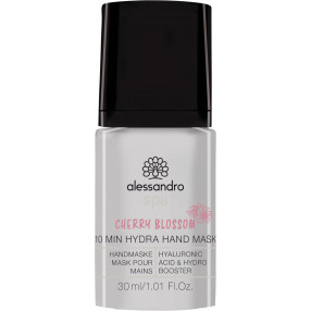 Spa 10 min Hydra Hand Mask Cherry Blossom 30ml