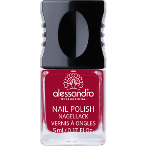 Nagellack 906 Red Illusion Tester