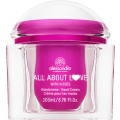 Crema mani All About Love 200ml With Kisses! Vasetto rosa