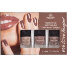 Kit 3 vernis à ongles We Love Taupe