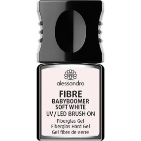 Fibre Gel Limited Edition Soft White 10 ml