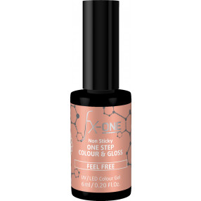 Fx-One Color&Gloss  Nordic Chic Feel Free 6ml